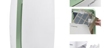 Trotec TTK 68 E Deumidificatore 20 litri: recensione e prezzo