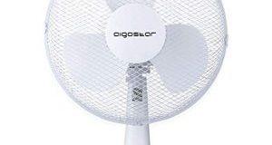 Aigostar Vicki 33JTM Ventilatore da tavolo silenzioso: la recensione completa