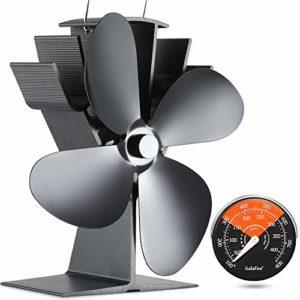 Migliori ventilatori per camini a legna