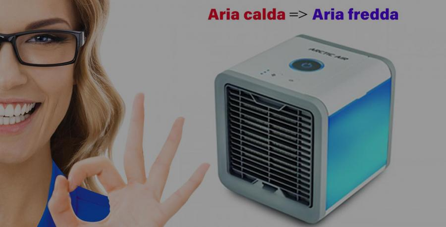 Artic Air Cube prezzo